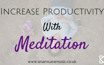 How Meditation Can Help To Increase Your Productivity