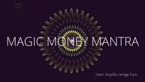 Magic money meditation mantra Anam Cara Music